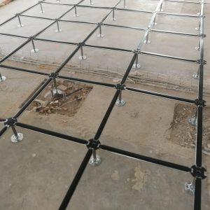 Direzionale Bedizzole - Struttura per pavimento galleggiante
