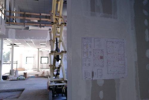 Work in progress Buhler