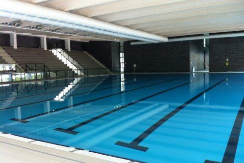Lavori finiti piscina grande