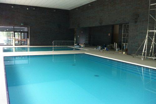 Lavori finiti piscine