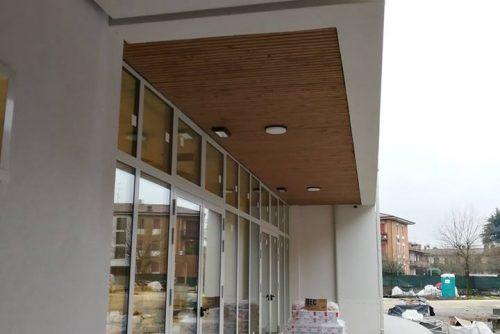 Lavori finiti Wood Beton