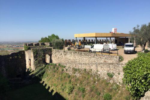 Area eventi Rocca di Lonato