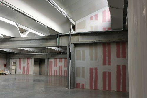 Post interno capannone