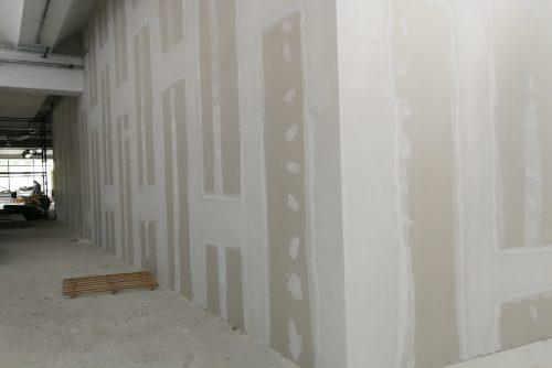 Pre - pareti officina 2